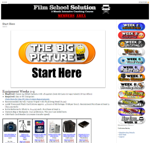 Film School Solution screenshot2