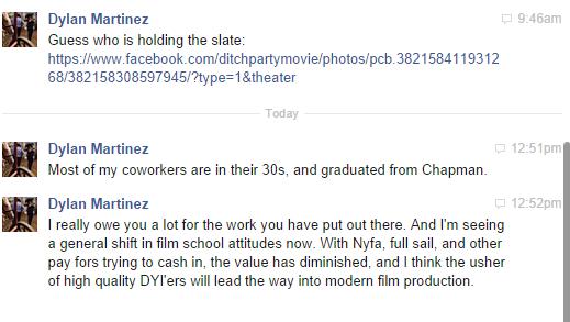 Dylan Martinez   Messages