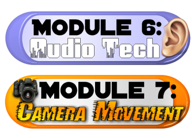 Mods 6,7: Sound and Camera Movement