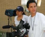 High school filmmakers
