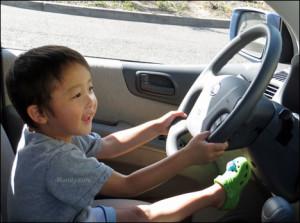 toddler-driving